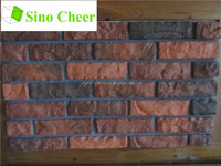 Imitation brick,cheap faux brick veneer,cheap bricks