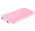 Slim and universial portable charger C1002 10000mAh Type C port Power bank