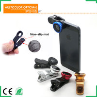 best selling phone accessories cell phone external camera lens kit for iPhone 6 6s