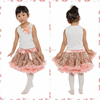 Fashionable cute baby princess dress pictures organic designer one piece party dress,girls dress names with pictures
