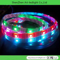 programmable WS2812b ws2801 led display strip