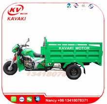 Hot sale heavy Loading cheap 200ML water cooled loncin adult motor cargo tricycle cheap price