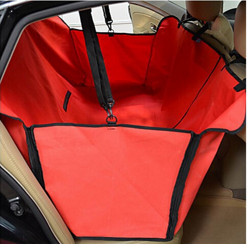 Special Hot sale Waterproof car seat cover for <strong>pets</strong>,dog seat cover different colors supply