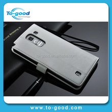 Luxury Fashion Leather White Wallet Case For LG G3 Mini Phone Bag Credit Card,Unique Phone Case For G3 Mini