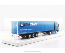Mercedes Benz 1:50 scale custom made miniature container truck promotional toy