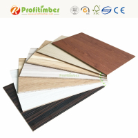 Melamine MDF 3mm 4mm 5mm for Door Skin