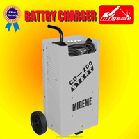 CD-200 lead acid battery charger and booster