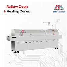 automatic large size SMT/LED reflow oven A600 IR lead-free reflow oven