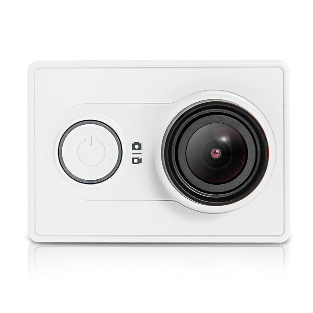 Mini Original Xiaomi Yi WiFi 16.0MP Video DV Action Sports Camera Helmet