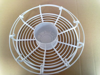 steel wire mesh fan cover for ventilation safeguard