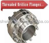 Stainless Steel Super Duplex S32750 Orifice Flange Export to Russia