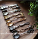 Wholesales Customized Metal Coffee Spoon