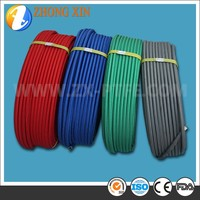 Factory direct sale PTFE cotton thread braided tube hose