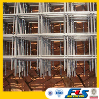 Welded BRC Reinforcing Steel Wire Mesh Factory