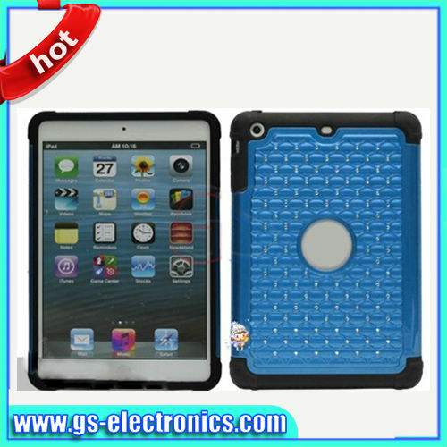 Bling Diamond Phone Case For iPad 2 iPad 3 Hard Protector Cover