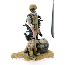 Plastic custom army action figures for sales