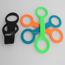 Best selling silicone water bottle band factory welcome OEM