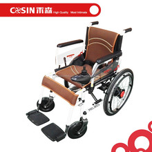 cheap price electric wheel chair folding e power wheelchairs for sale