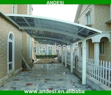 CARPORT balcony roof covering foshan car shed