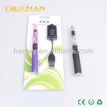 Hottest electronic cigarette B-1 battery with ce4/ce5 clearomizer ego ce4 case