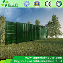 container ship model/modular cabins/20 feet standard container house high-qualified