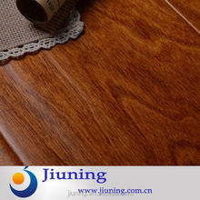 engineered wood Flooring with UV coating with brown color