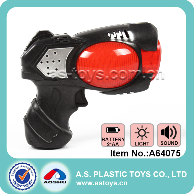 best selling electric gun battery operated toy gun with light