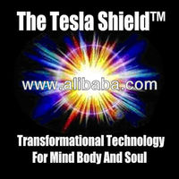 The Tesla Shield. Transformational Technology For Mind Body And Soul. The #1 Personal Energy Enhancement Device