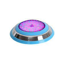 LED Swimming Pool light IP68 Waterproof 54W Full color underwater light wall mounted