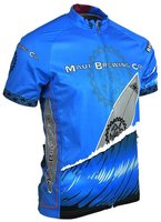 Custom 2012 Short Sleeve Graphic Cycling Jersey