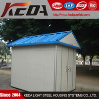 malaysia style refuse room/garbage chamber/waste storage room sale by china wholesaler