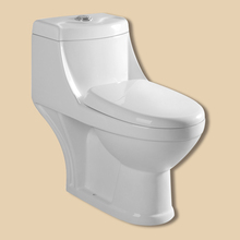 Modern Bathroom washdown ceramic one piece wc toilet