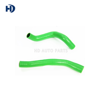 silicone radiator coolant motorcycle hose kit for KAWASAKI KFX450 KFX450R