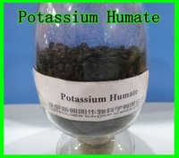 99% soluble potassium humate fertilizer