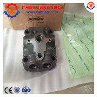 DOOSAN excavator hydraulic parts swing motor cover, DX150 swing motor cover