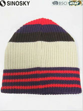 cheap knitted winter hats with strings