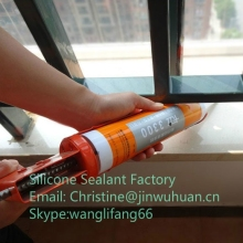 Building Use Weatherproof Neutral Silicone Building Adhesive