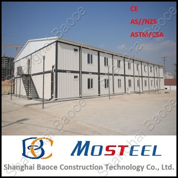 MoSteel Top 10 Flat Pack Container House