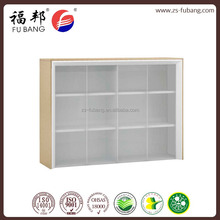 hot sale wood furniture divider office chemical storage cabinet factory price