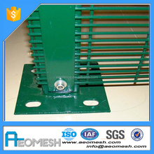 Highest Security Sheet Metal Fence Panel anti climb fence