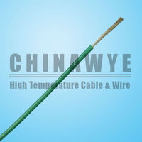 Silicone Rubber Coated Flexible Wires and Cables
