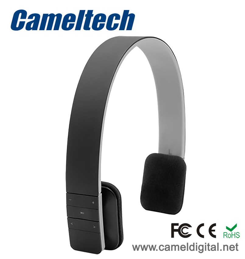 Cheap Stereo Headphone without Wire, Wireless Bluetooth Headset, Earphone Headphone Bluetooth with Micrphone