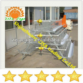 ZISA Hot sales poultry chicken cage