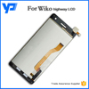 High quality for wiko Highway lcd display+touch screen digitizer assembly,for wiko highway lcd