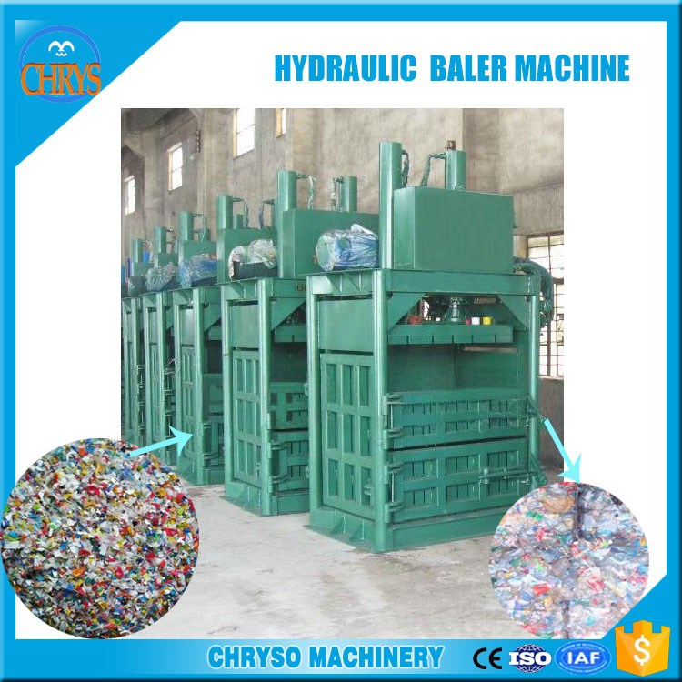 Easy to operate automatic packing machine/metal baling press/scrap metal baler machine for sale