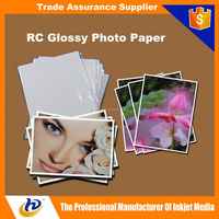 "24"" 36"" 42"" 50"" 190gsm 240gsm 260gsm Inkjet RC Photo Paper RC Glossy Photo Paper"