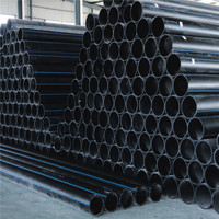 100% New Material Cheap Price SDR 11 13.6 17 21 26 180mm Hdpe Pipe