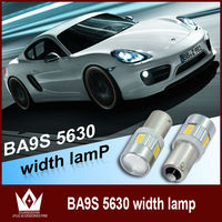 ba9s bax9s socket for car light 5630 6smd