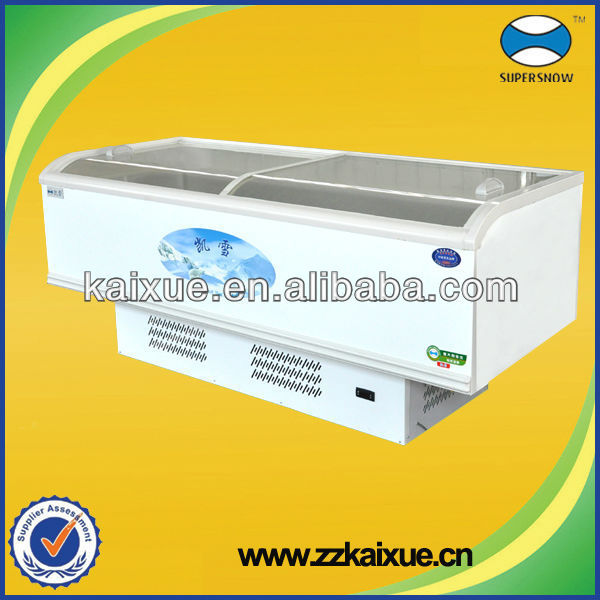 Ultra-low Temperature frozen food Refrigerator Freezer