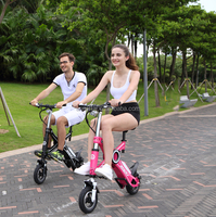 Hot sales Electric Scooter bike,hot sale ! light mini foldable Electric Bicycle/E-bike